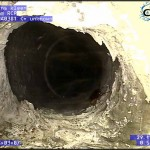 cctv drain survey of drain