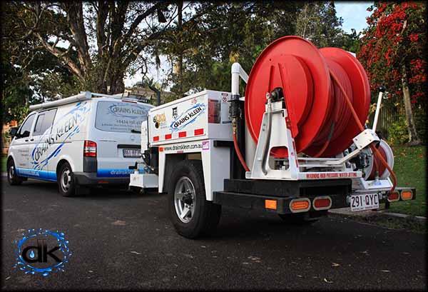 Commercial Drain Services