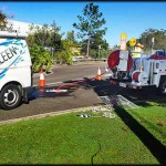 Commercial drain cleaning
