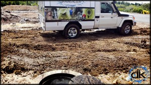 4WD CCTV drain inspections