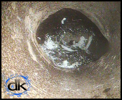 Drain Services - CCTV Pipe Inspection