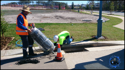 Drain Services : No-Dig Patch Drain Relining