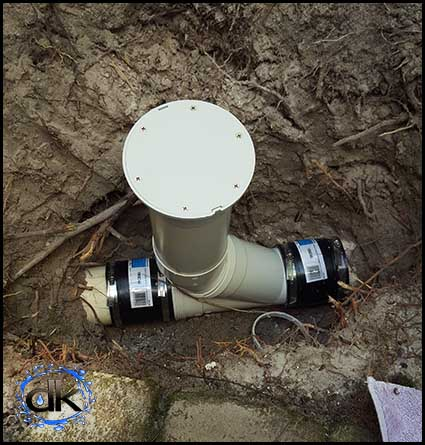 Pipe Repair - IO to surface - drain cleaning and CCTV inspections